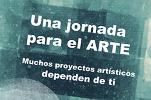 1ª Jornada para el Arte