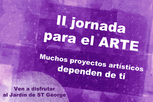 2ª Jornada para el arte